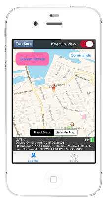 GPS vehicle tracking a legal aid to any surveillance task